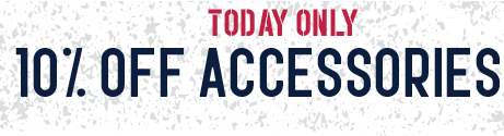 10% off accessories